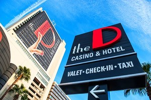 The D Casino and Hotel