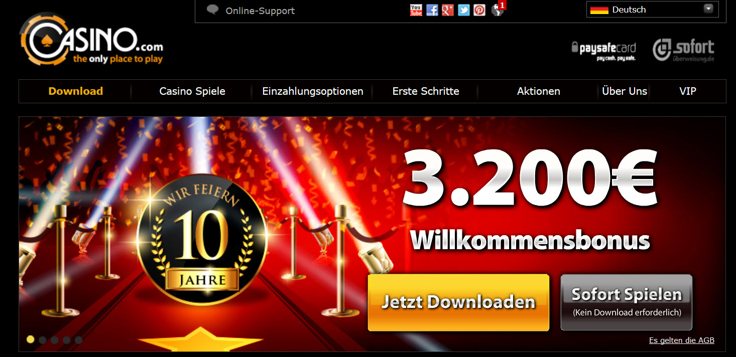 Jacks or Better Videopoker | Casino.com in Deutsch
